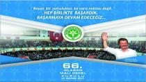 KAYSERİ PANCAR KOOPERATİFİ 66 NCI MALİ GENEL KURULA HAZIRLANIYOR