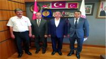 İlçemiz Heyeti Yeni Proje ve Yatırımlar İçin Ankara'da Girişimlerde Bulundular