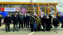 Belediye Başkanı Remzi Kılıçdağı Yeniden Göreve Seçilen İl Başkanı Hakan Aksu'yu Kutladı