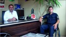 İlçe Jandarma Komutan Vekilinden Veda Ziyareti