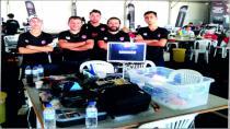 Teknofestte İlçemizden Bir Okul Takımı Yarıştı